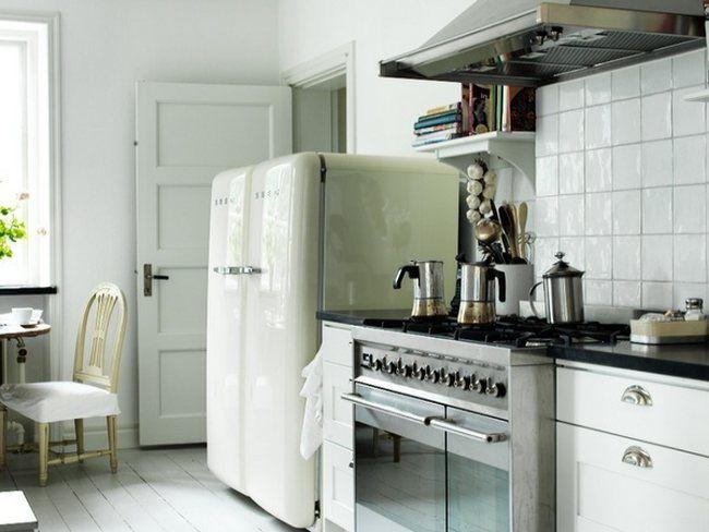 Mejores 96 im genes de cocinas retro actuales en pinterest - Cocinas actuales fotos ...
