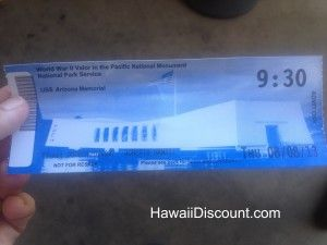Pearl Harbor Tickets sell out quickly - reserve a tour for a stress free experience!