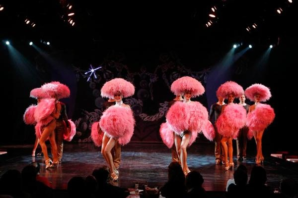 Lido de Paris - Cabaret in Paris - Come to Paris