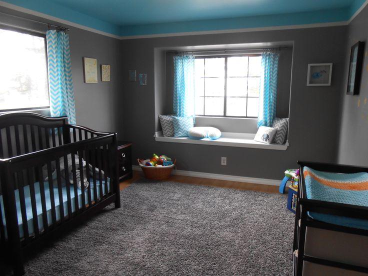 Here 39 s my baby boy 39 s room baby pinterest - Habitaciones de ensueno ...