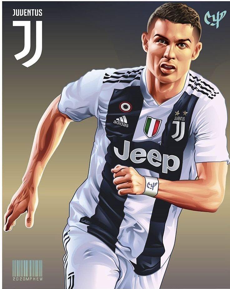 Imagem de Juventus illustration por Alexis em 2020