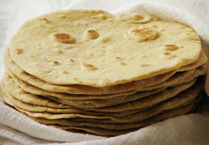 Recette : Tortillias de maman.