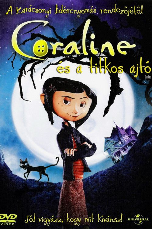 Watch Coraline (2009) Full Movie HD Free Download