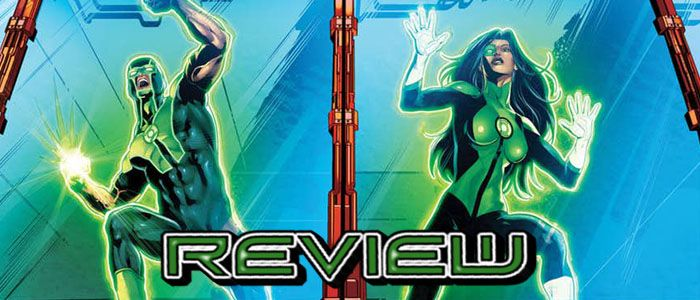 Green Lanterns #40 Review - The Blog of Oa