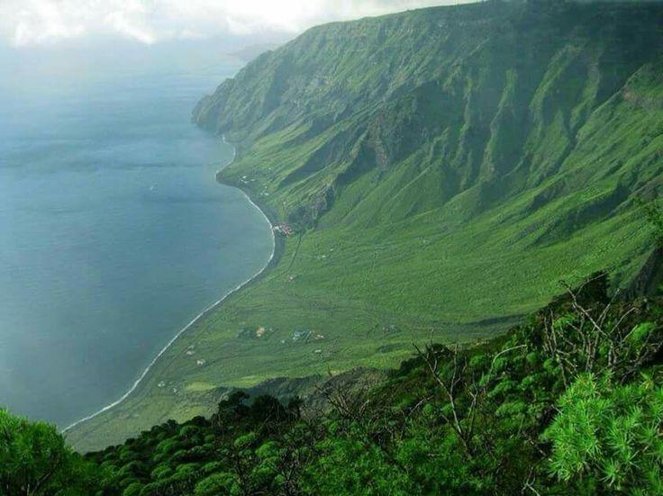 El hierro islas canarias espa a fotos bonitas variadas for Radiadores 7 islas