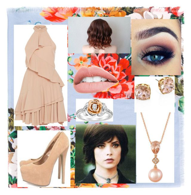 """""""Alice Mistic Falls"""" by larissa1012 on Polyvore featuring Gucci, LE VIAN, Tory Burch, Disney, Marissa Webb and Cullen"""