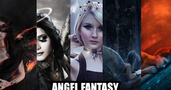 kumpulan manipulasi photoshop fantasy angel