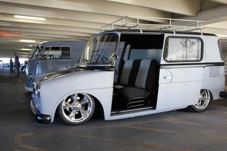 vw mail truck vduhb pinterest trucks love it and love. Black Bedroom Furniture Sets. Home Design Ideas