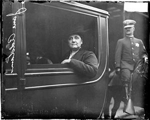 Jane Addams (September 6, 1860 – May 21, 1935) was a pioneer settlement worker, founder of Hull House in Chicago, public philosopher, sociologist, author, and leader in woman suffrage and world peace...