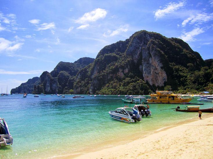 island koh phi phi phi phi island ko phi phi nature wallpaper