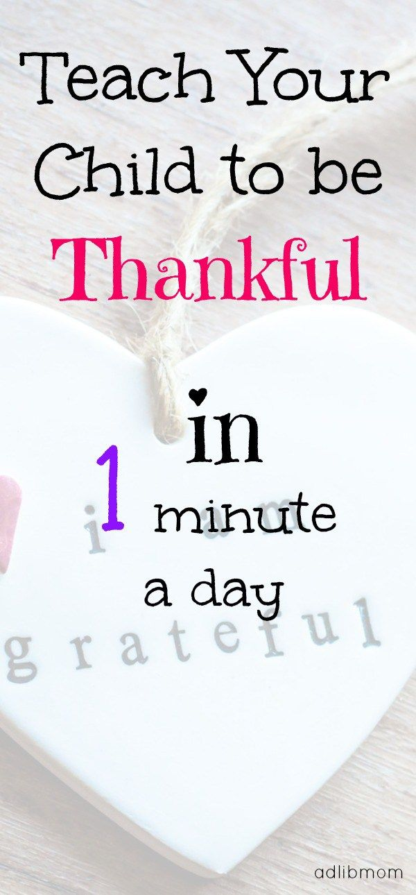 "Teaching my children to be thankful is difficult, ""You ALWAYS have something to be thankful for""… this is something I tell my kids every single day. I sound like a broken record. Are you saying the same thing? Do you wish your children would stop asking for more, more, more and just be happy with …"