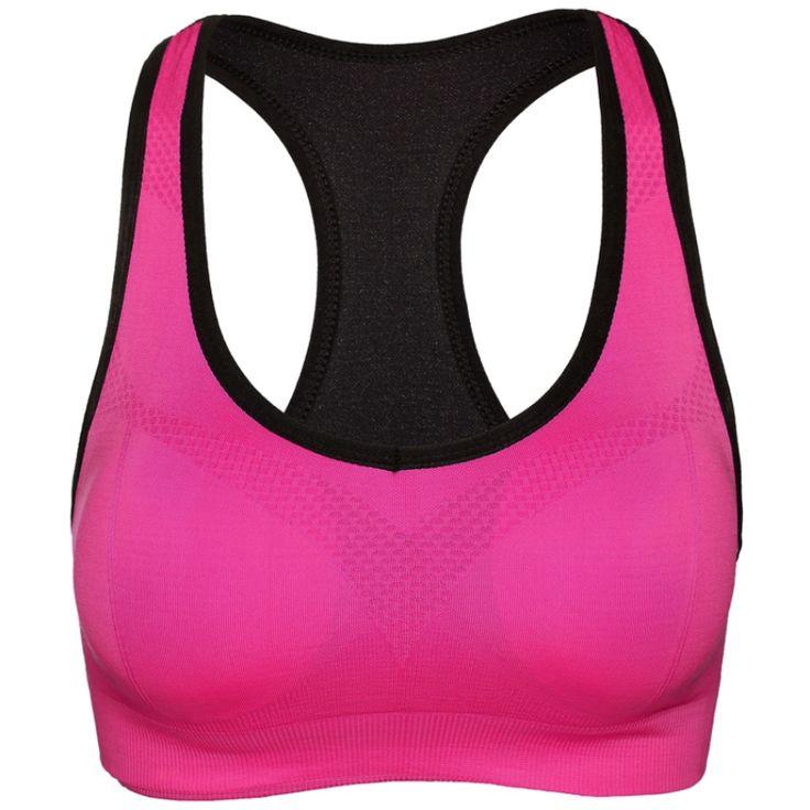 Women Top Padded Seamless Bra Tops Tank Workout #hats, #watches, #belts, #fashion, #style