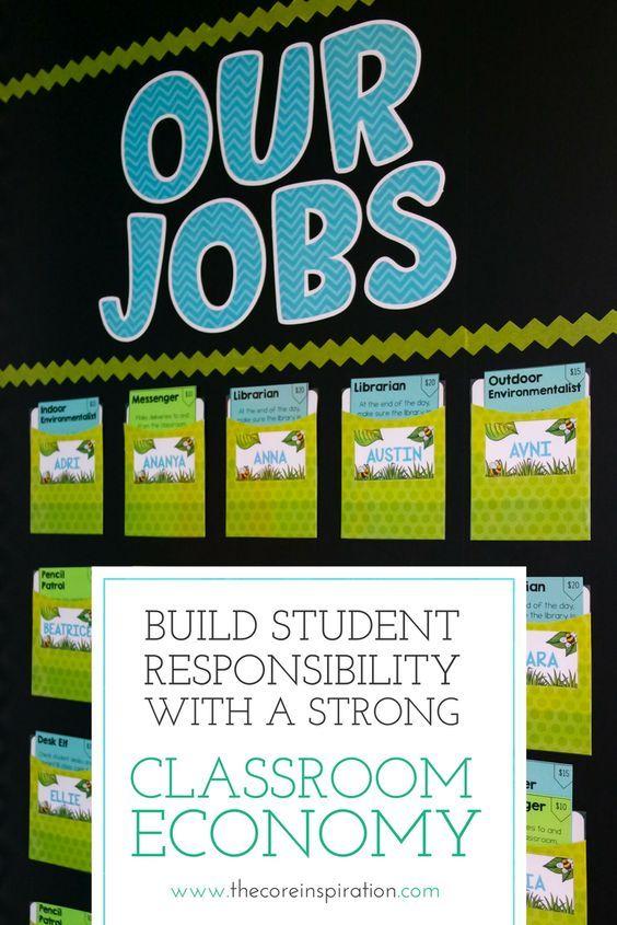 Classroom Prize Ideas : A classroom economy students teachers love class