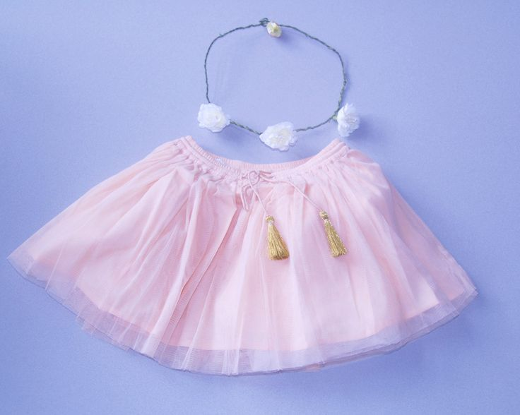 Opera Skirt Pink at www.jackandgrace.com