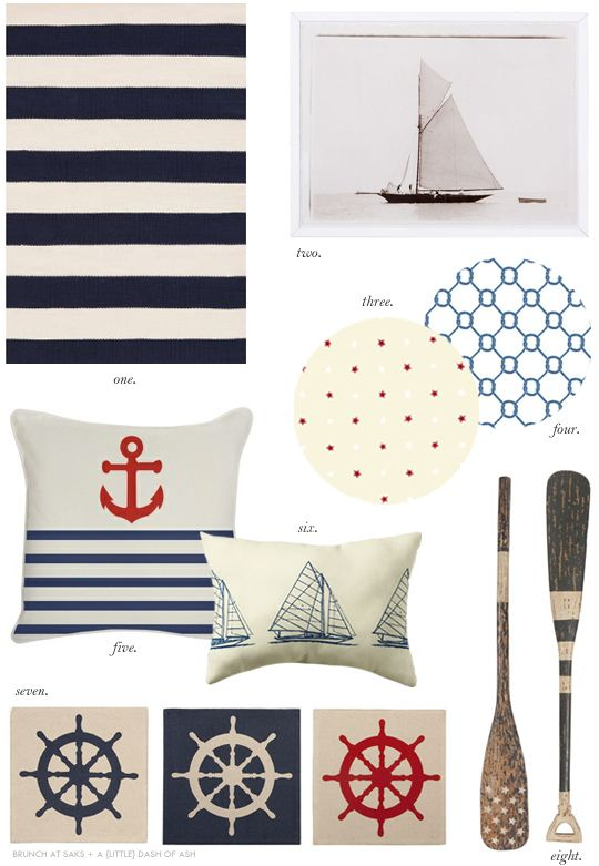 Best 25 nautical interior ideas on pinterest for Nautical interior design ideas