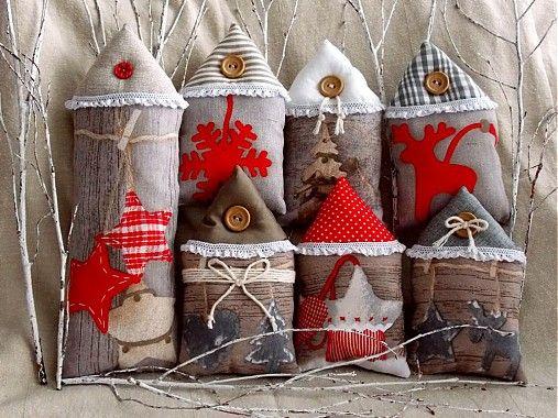Anjelske domčeky by jominida - SAShE.sk - Handmade Vianoce