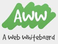 a web whiteboard app