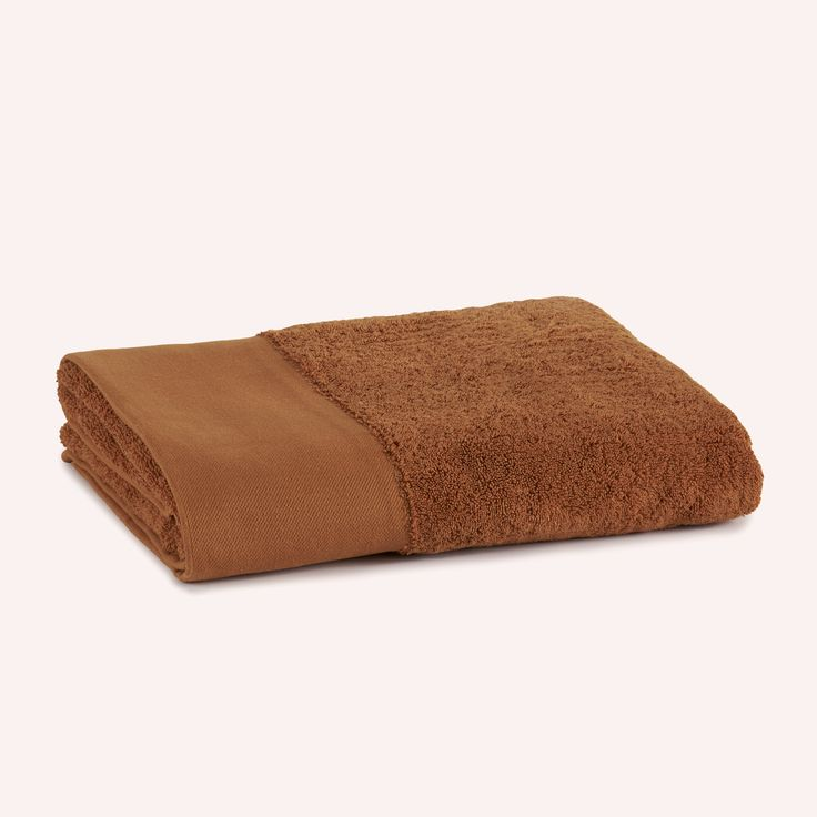 Coco-Mat towel Cassiope in paprika