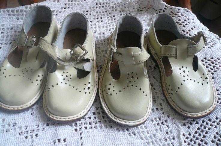 Купить Сандалики детские СССР - сандалики детские, сандалии кожанные, кожа, натуральная кожа