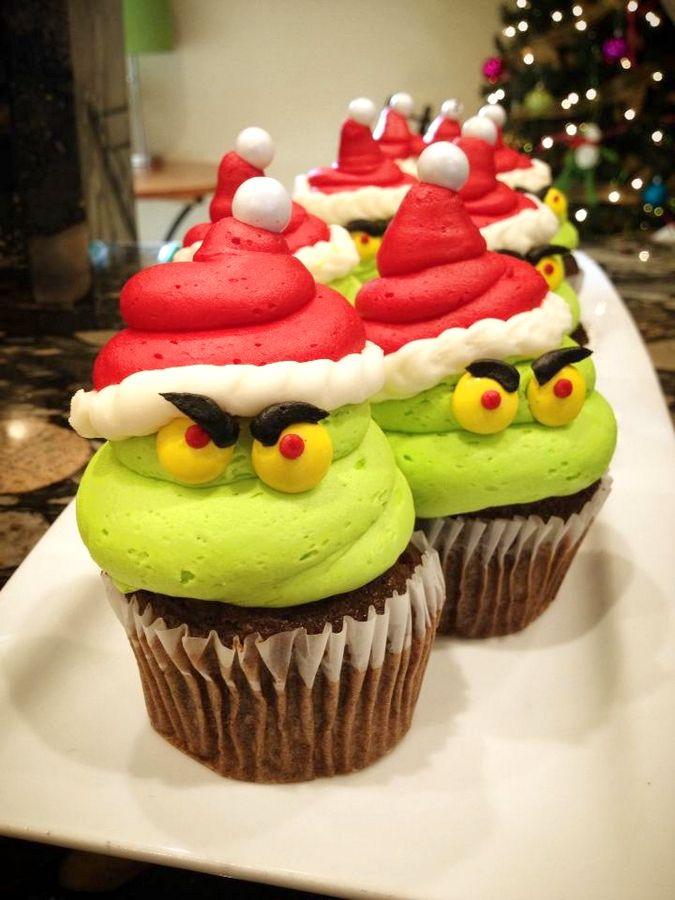 Más de 25 manualidades Grinch y golosinas lindas   – Christmas