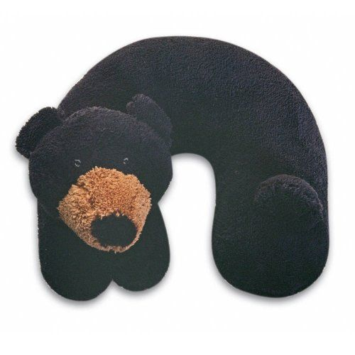 Noodlehead Travel Buddies Neck Pillow - Black Bear Noodle Head Inc,http://www.amazon.com/dp/B001893F7C/ref=cm_sw_r_pi_dp_EuVwtb11D22JW215