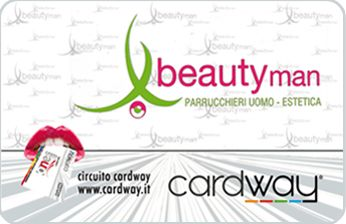 Beauty Man - Attività Convenzionata CardWay. Via G. Orsi 87/89, quartiere Arenella, Napoli.
