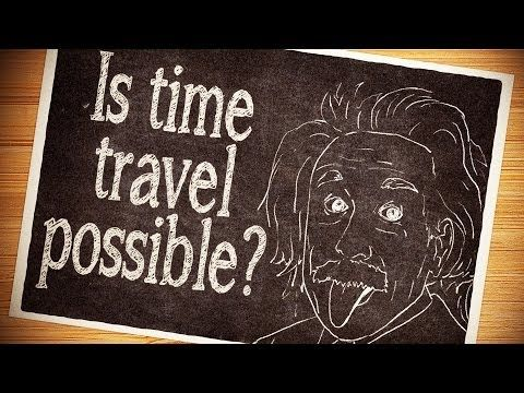 Time travel and Einstein's special relativity - Colin Stuart
