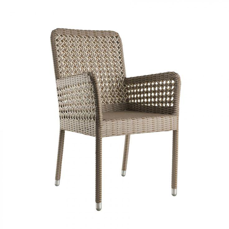 1000 id es propos de chaises en rotin sur pinterest for Chaise en rotin et metal