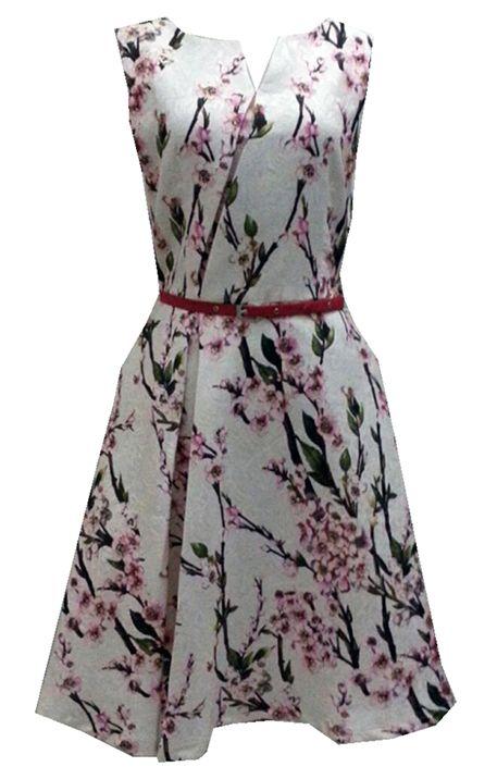 Allanah #cherryblossom #floral #vintagestyles #dress