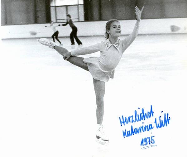 Katarina Witt, 1975