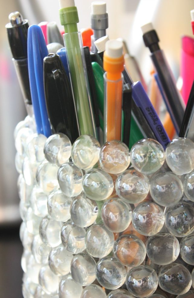 17 best images about organizing using repurposed items - Recycled soda bottle crafts ...