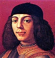 .Eldest son of Lorenzo the Magnificent. Overthrown when Charles VIII of France invaded as a full republic was restored, first under the theocracy of Girolamo Savonarola and then statesman Piero Soderini.