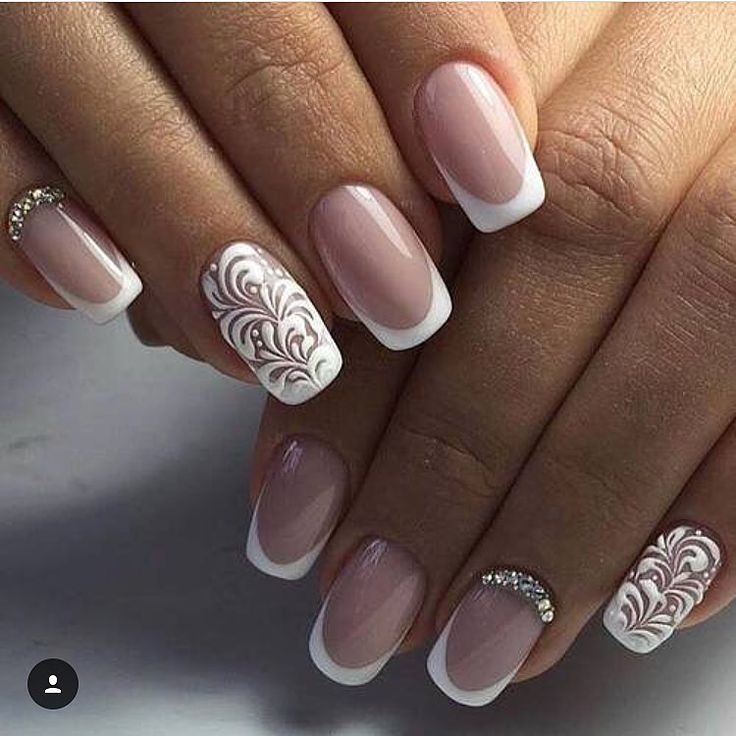 """5,806 Likes, 55 Comments - FASHIONSILY (@fashionsily) on Instagram: """"Perfect #manicure love or not? . . . . . . #follow #followme #like #likeforfollow #tagsforlikes…"""""""