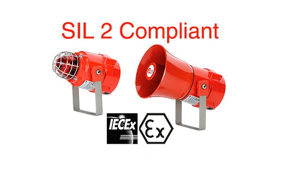 E2S presenta las sirenas de bocina de alarma y las balizas estroboscópicas de Xenon BEx con nivel SIL 2 certificado E2S Warning Signals, el fabricante independiente en señalización audible y visual de advertencia, ha presentado una versión SIL 2 de su gama insignia BEx de sirenas de bocina de alarma y balizas estroboscópicas de Xenon …