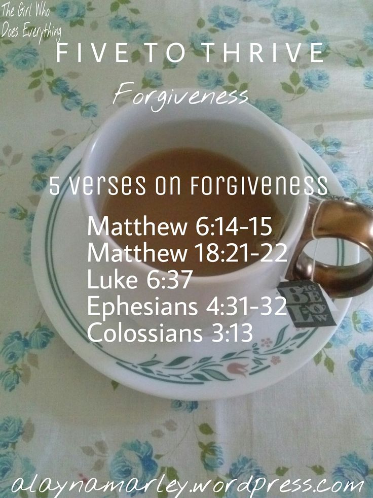 What Is Forgiveness? | Bible Questions