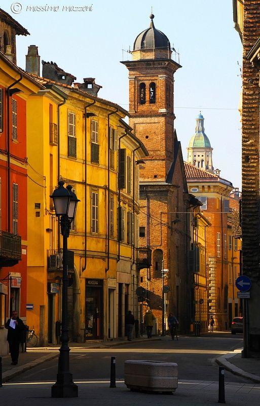 Ancient Street, Rome, Italy