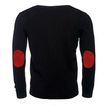 Maenner Pullover bieten modische Herren-Pullover, die aus Baumwolle und Merino vorgenommen werden. Wir haben rund und V-Ausschnitt Pullover mit Ellbogen-Patches. Für weitere Einzelheiten in Verbindung bleiben mit unserer Website!