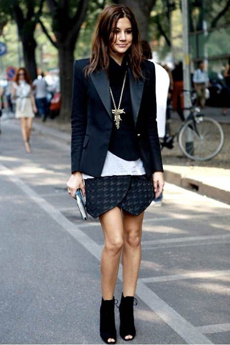 eb641b76a744 50+ Office Outfit Ideas to Wear to Work | Street Style | Christine  centenera, Style, Fashion