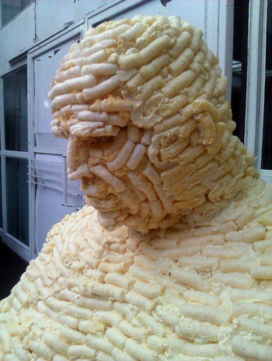 Nutritie by Ciprean Muntean - Sculpture UAD Expo Transilvania 2014 ed 13