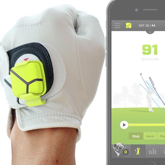 ZEPP Golf - 3D Bewegungsanalyse - Schlagtechnik, Geschwindigkeit und Bewegung - analysieren, verbessern und gewinnen