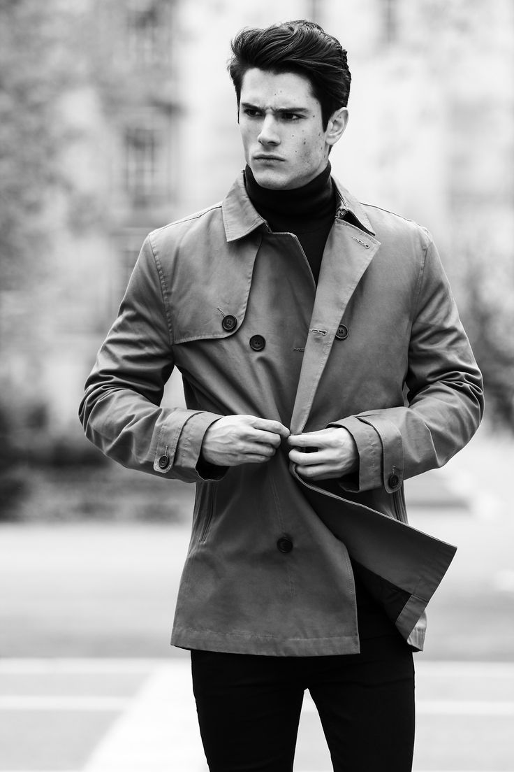 Diego Barrueco of ESTABLISHED by Michael Silver, styled by Harry Clements #Siderious