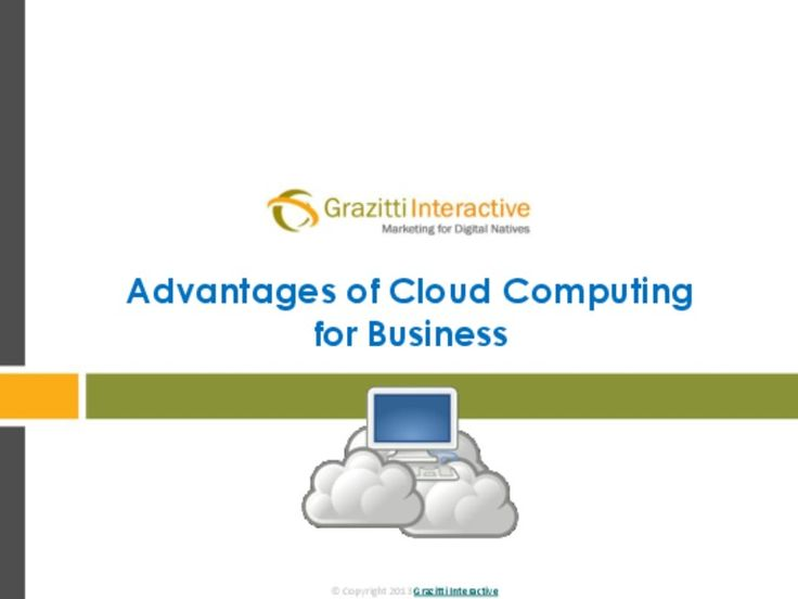advantages of computer in business Every business faces global pressure to increase their profitability one approach  is to reduce costs but, reducing the capabilities of the computer center.