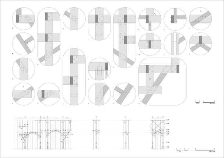 Galería de 50 Detalles constructivos de arquitectura en madera - 157