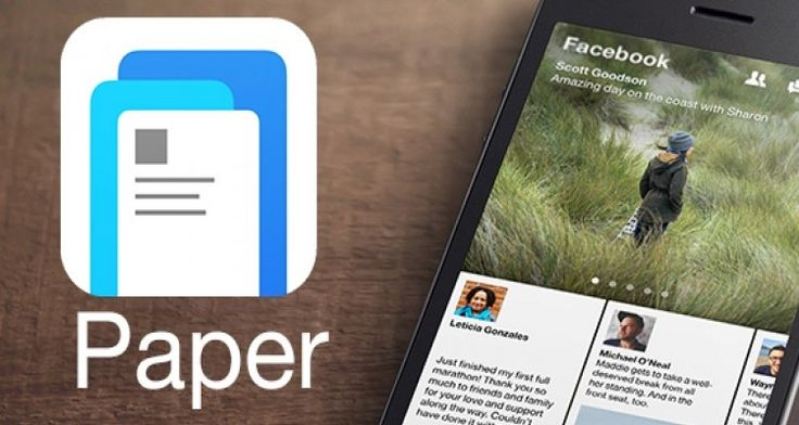 Facebook Integrates New Geatures to iPhone App Paper