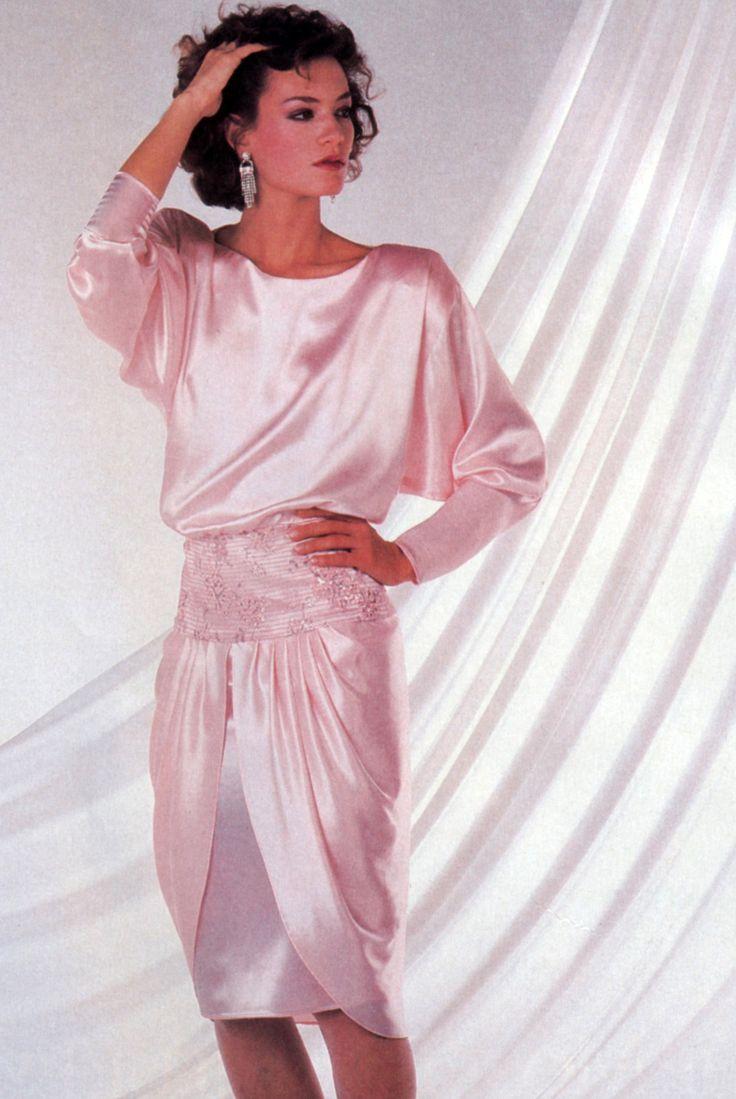 Liancarlo Caché, American Vogue, December 1984.