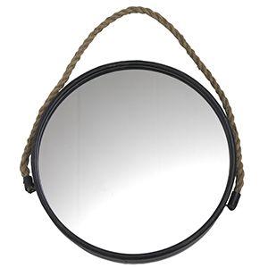 Stoere spiegel, verkrijgbaar bij Gigameubel