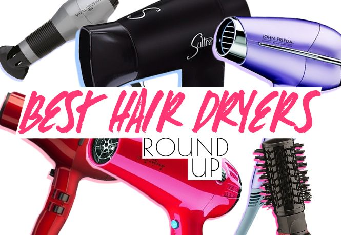 The Best Blow Dryers For A Year's Worth of Good Hair Days | Beauty High