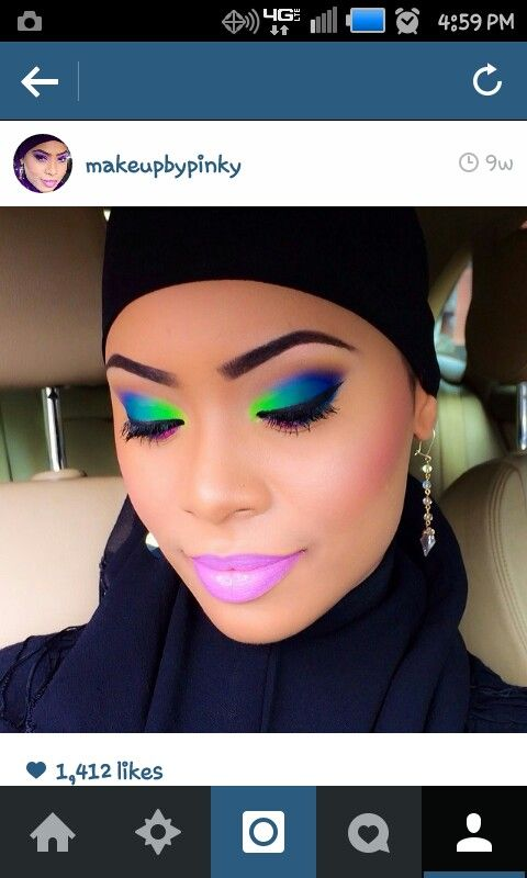 I would love to try this look