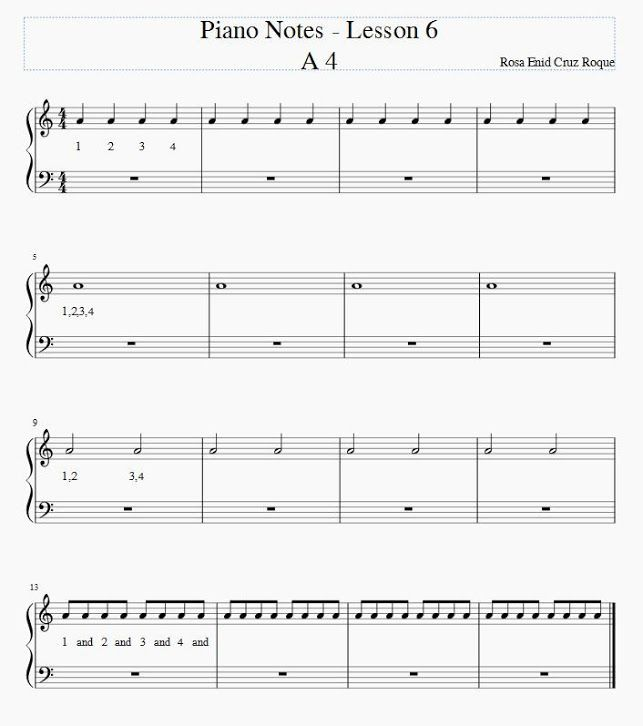 36 Best Piano Lessons Clases De Piano Images On Pinterest Piano