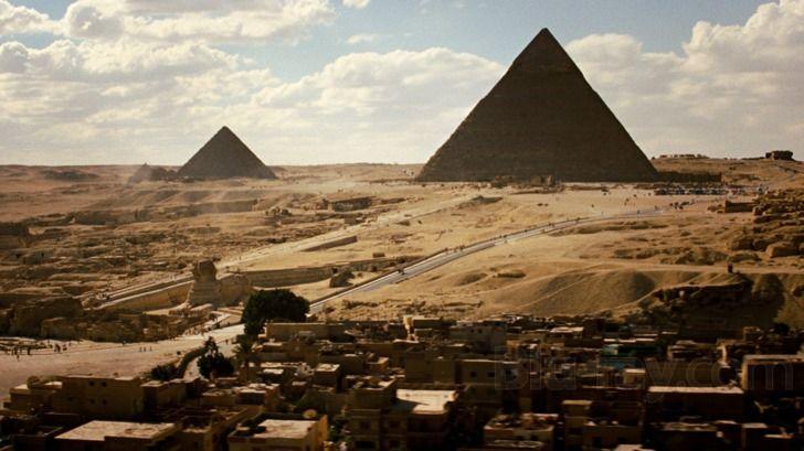 Image result for jumper film pyramid